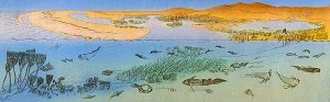 Is this what the Strathy area looked like in Devonian times?